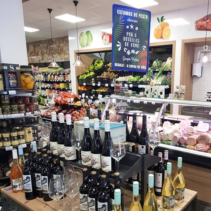 casa serra retail reforma de local comercial para supermercado