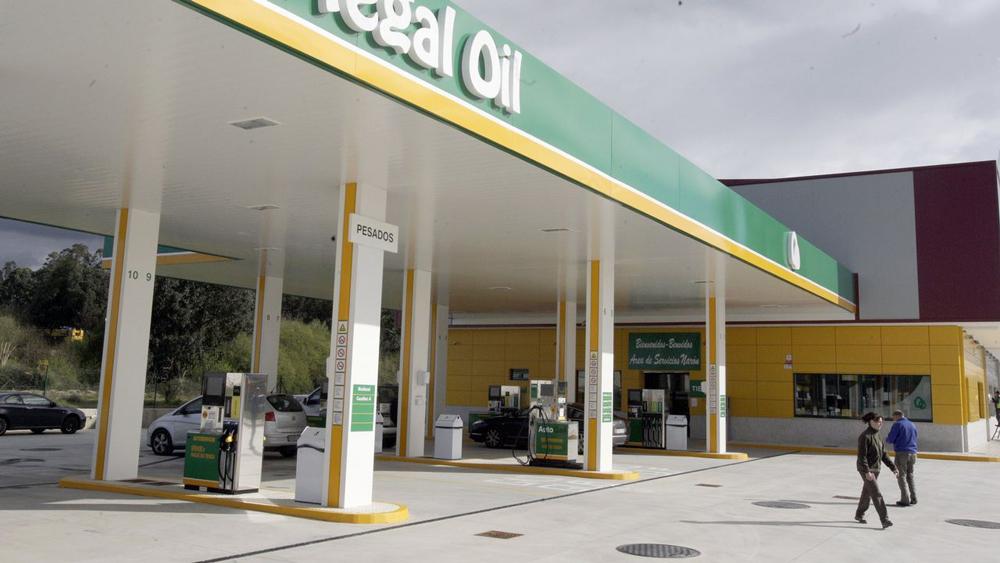 reforma integral estación de servicio ortegal oil