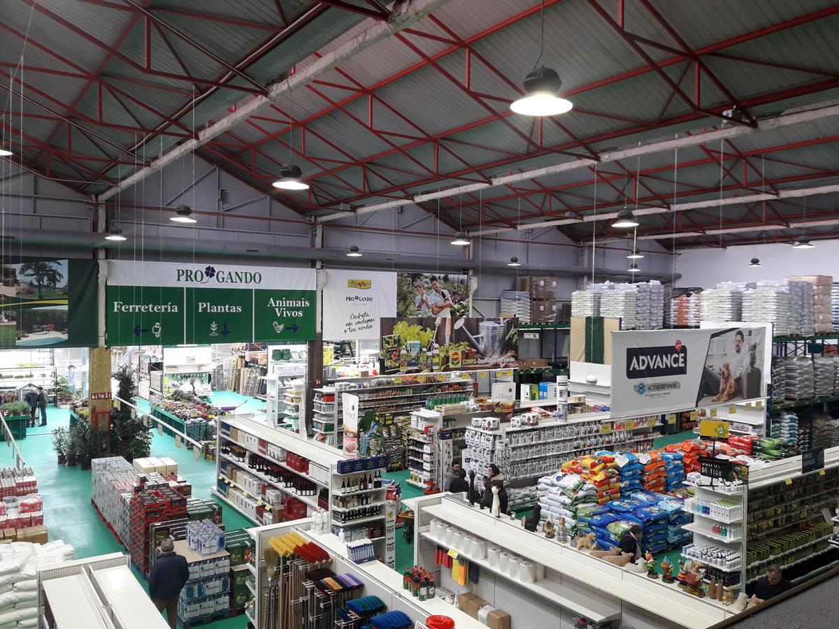 progando retail reforma comercial después